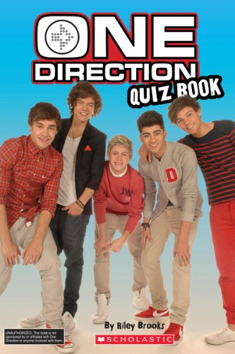 9780545505451: One Direction: Quiz Book
