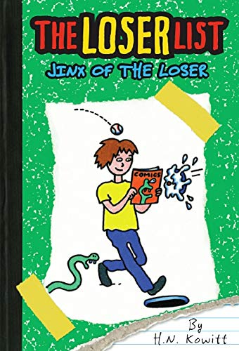 9780545507943: The Loser List #3: Jinx of the Loser