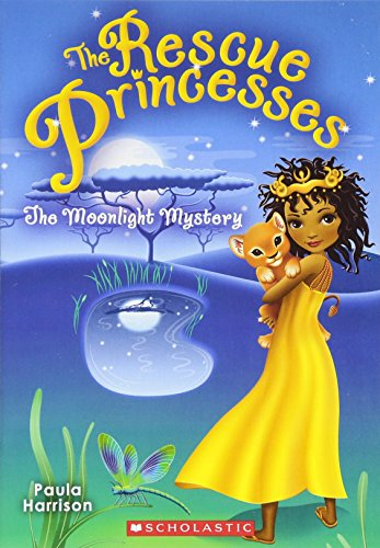 9780545509152: Rescue Princesses #3: The Moonlight Mystery