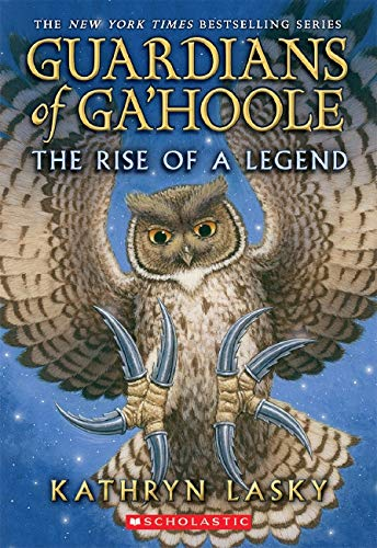 Guardians of GaHoole The Rise of a Legend