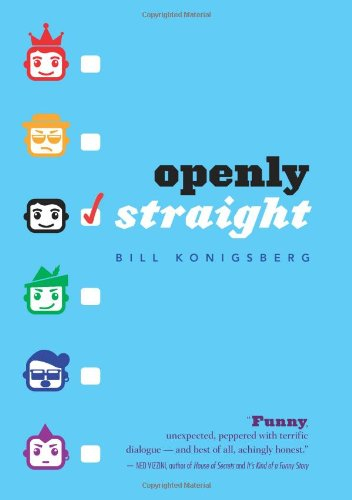 9780545509893: Openly Straight