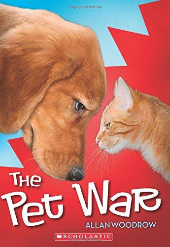 9780545513203: The Pet War