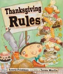 9780545514439: Thanksgiving Rules