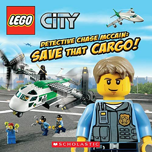 9780545515733: Lego City: Detective Chase McCain: Save That Cargo!
