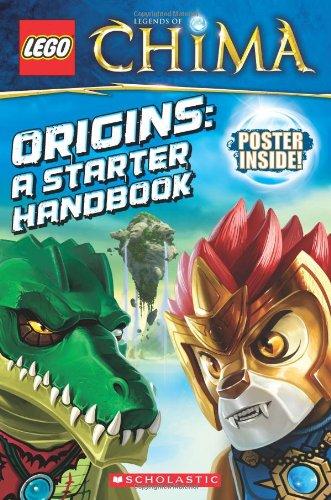 9780545516525: LEGO® Legends of Chima: Origins: A Starter Handbook