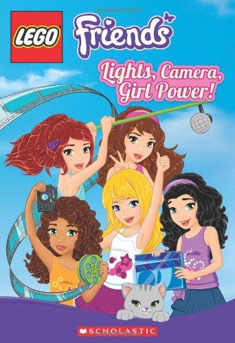 9780545516549: Lights, Camera, Girl Power!