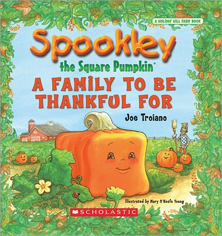9780545517454: Spookley the Square Pumpkin a Family to Be Thankful for (Hardback)