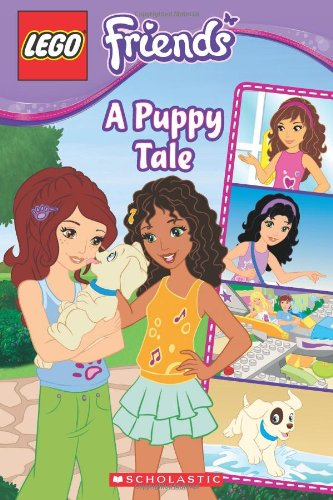 9780545517546: Lego Friends: A Puppy Tale (Comic Reader #1) (Lego Friends Comic Readers)