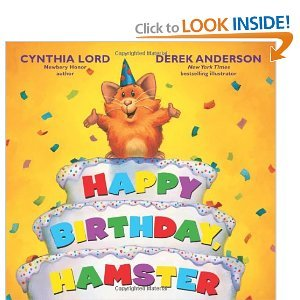 9780545518253: Happy Birthday Hamster