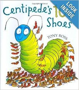 9780545518475: Centipede's 100 Shoes
