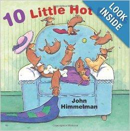 9780545518550: 10 Little Hot Dogs