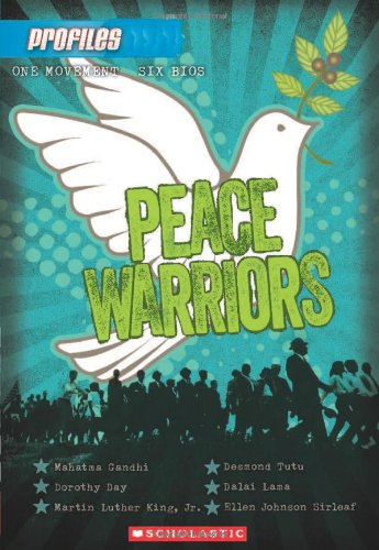 9780545518574: Profiles #6: Peace Warriors