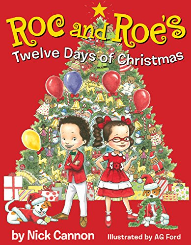 9780545519502: Roc and Roe's Twelve Days of Christmas