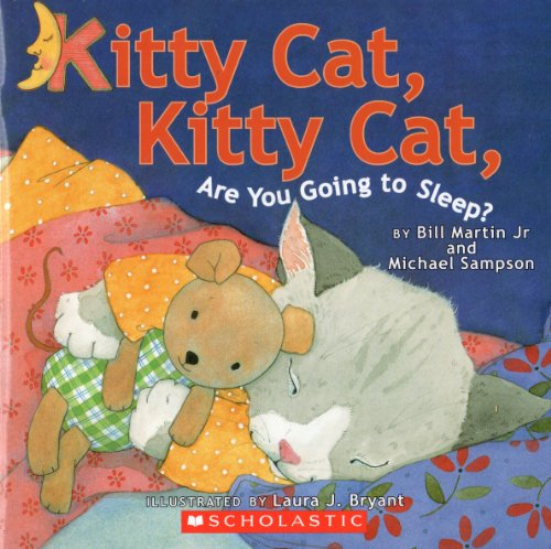 9780545519618: Kitty Cat Kitty Cat Are You Going to Sleep?