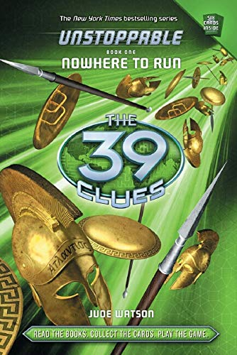 9780545521376: The 39 Clues: Unstoppable: Nowhere to Run