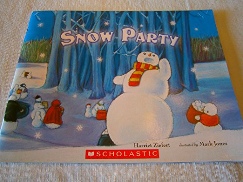 9780545522090: Snow Party