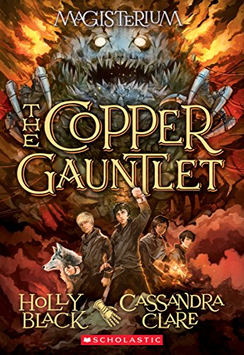 9780545522298: The Copper Gauntlet