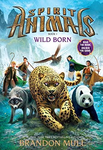9780545522434: Wild Born (Spirit Animals)