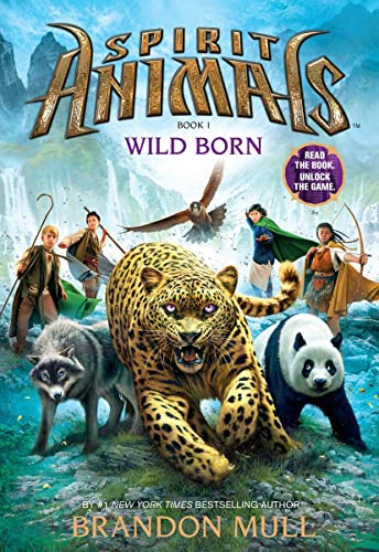 9780545522434: Spirit Animals - Book 1