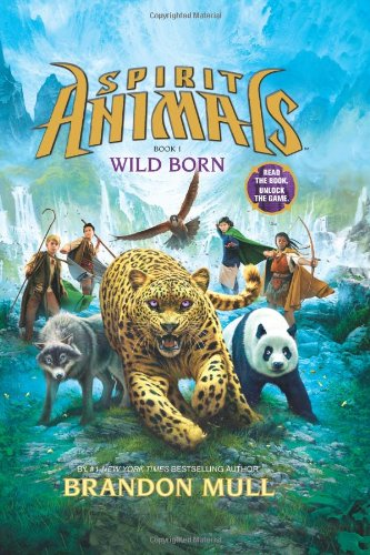 9780545522434: Spirit Animals: Book 1: Wild Born