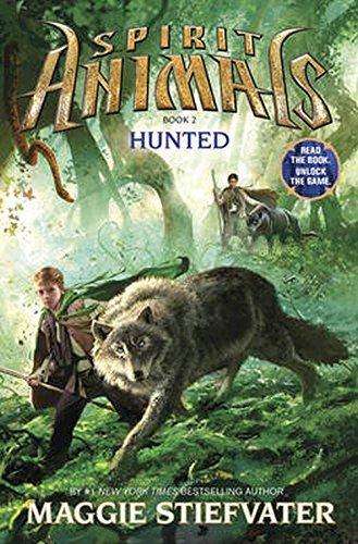 9780545522441: Spirit Animals: Book 2: Hunted