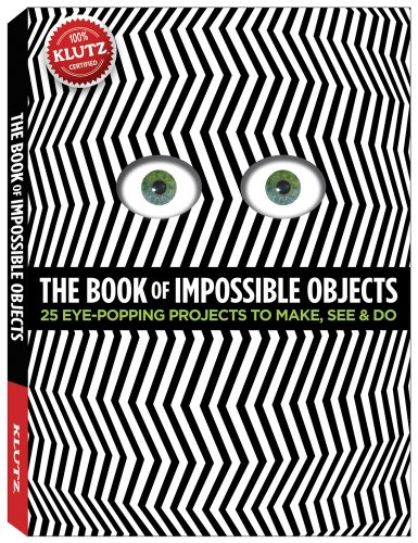 9780545525572: The Book of Impossible Objects (Klutz)