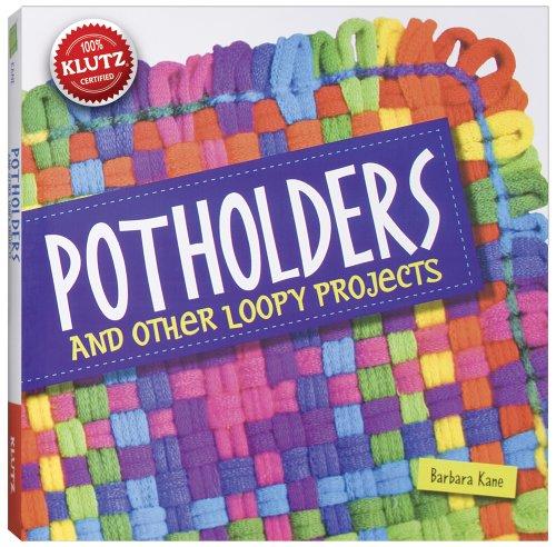 9780545525589: Potholders (Klutz)