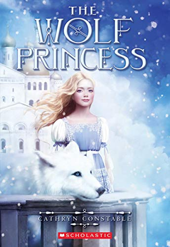 9780545528412: The Wolf Princess