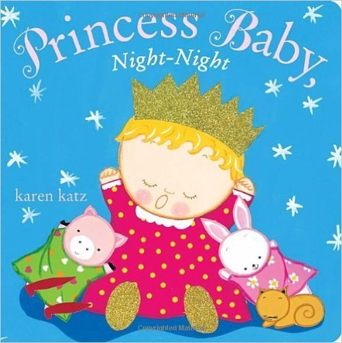 9780545531658: Princess Baby Night-Night