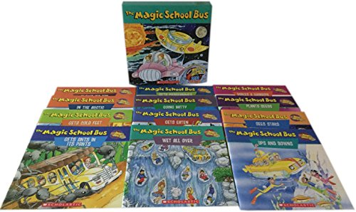 9780545533454: THE MAGIC SCHOOL BUS 25TH ANNIVERSARY BOX SET