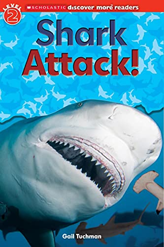 9780545533775: Scholastic Discover More Reader Level 2: Shark Attack!