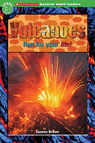 9780545533782: Scholastic Discover More Reader Level 3: Volcanoes