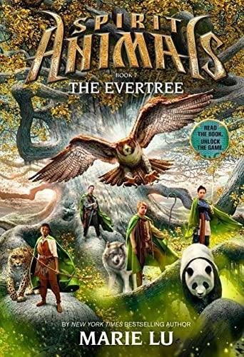 9780545535212: The Evertree (Spirit Animals)