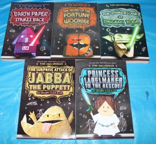 9780545536608: Origami Yoda Series: 5 Book Set