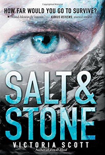 9780545537483: Salt & Stone