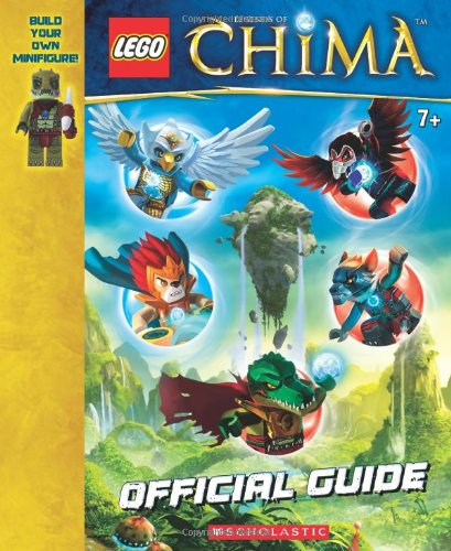 9780545537544: Lego Legends of Chima: Official Guide