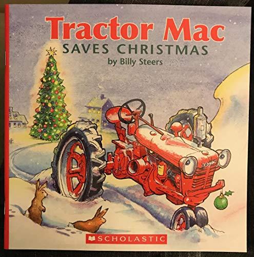 9780545537926: Tractor Mac Saves Christmas