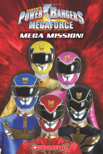 9780545541213: Power Rangers Megaforce: Reader #1 (Scholastic Readers: Power Rangers Megaforce)