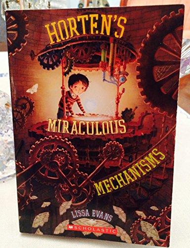 9780545541640: Horten's Miraculous Mechanisms