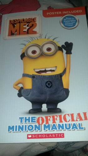 9780545541862: Despicable Me 2 - The Official Minion Manual - Poster Included