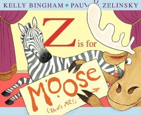 9780545544214: Z Is for Moose