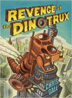 9780545545501: revenge of the dinotrux