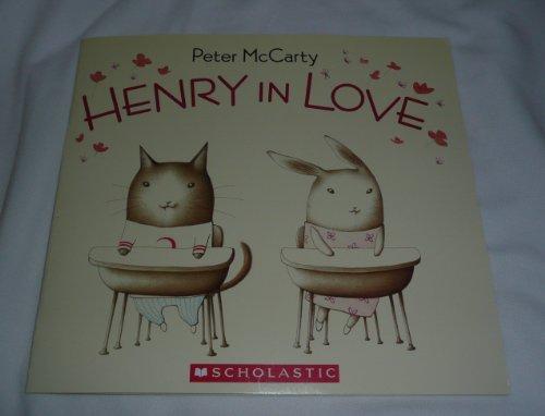 9780545545693: Henry in Love