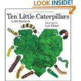 9780545548205: Ten Little Caterpillars