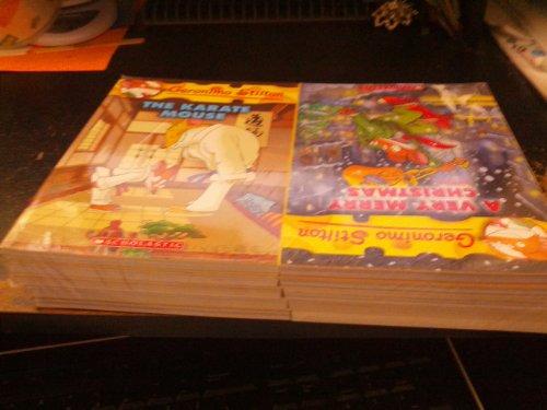 9780545548274: Geronimo Stilton Collection, Books 31-40