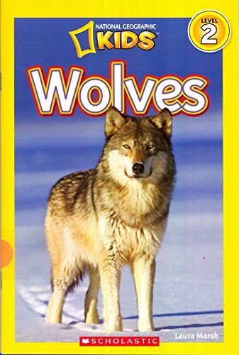 9780545548601: Wolves: National Geographic Kids