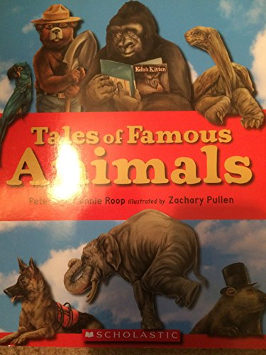 9780545548830: Tales of Famous Animals
