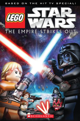 9780545552240: The Empire Strikes Out (Lego Star Wars Chapter Books)
