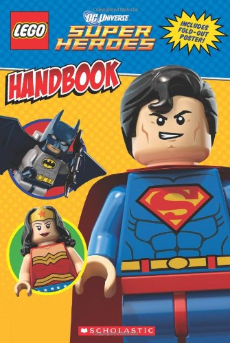 9780545552257: LEGO DC Superheroes: Guidebook (With Poster)