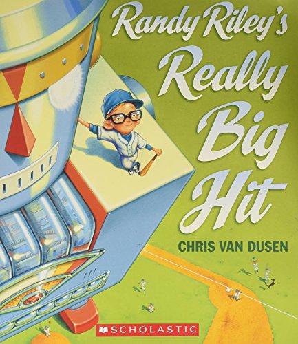 9780545552608: randy riley's really big hit